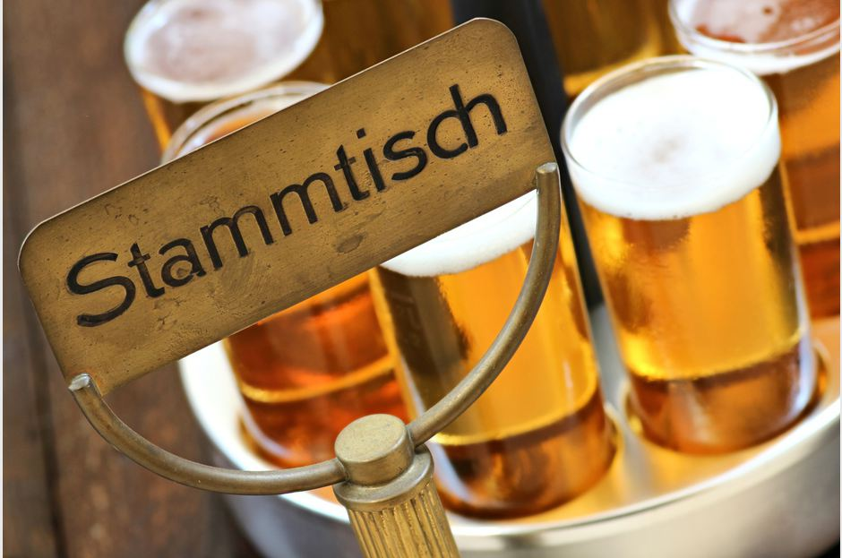 Stammtisch For German Elementary Students German