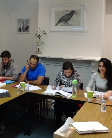 Arabic Conversation Intermediate and Advanced